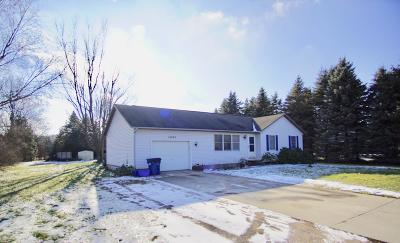 Grand Haven, Spring Lake, Ferrysburg Single Family Home For Sale: 14092 Lincoln Street