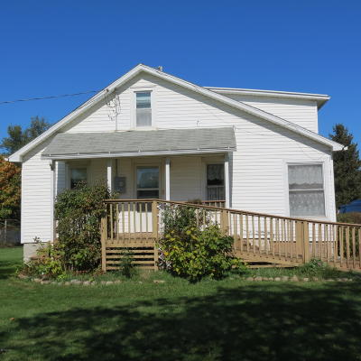 Clinton County Single Family Home For Sale: 6610 W Buck Road