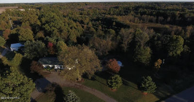 St. Joseph County Single Family Home For Sale: 66747 Burg Road
