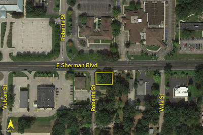 Muskegon County Residential Lots & Land For Sale: 2616 Roberts Street