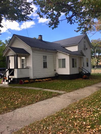 Muskegon Single Family Home For Sale: 1513 8th Street