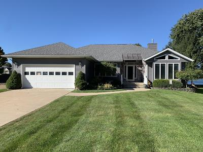 Branch County Single Family Home For Sale: 748 Tomahawk Trail