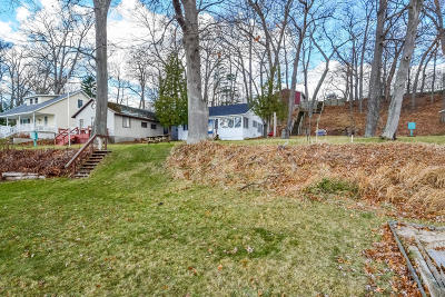 Muskegon County, Oceana County, Ottawa County Single Family Home For Sale: 7798 Old Channel Trail