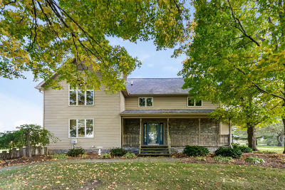 Ionia County Single Family Home For Sale: 9873 Jackson Road