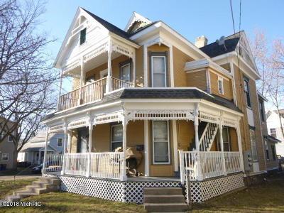 Grand Rapids MI Rental For Rent: $850