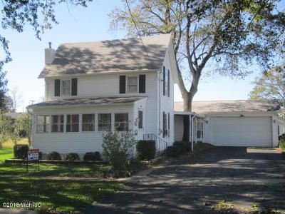 Marshall Single Family Home For Sale: 406 S Mulberry Street