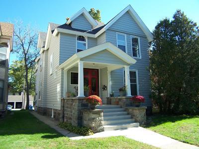 Grand Rapids Multi Family Home For Sale: 226 Lafayette Avenue NE