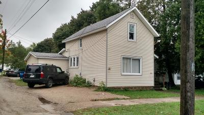 Mecosta County Single Family Home For Sale: 212 Locust