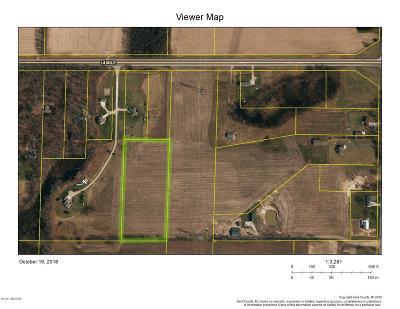 Cedar Springs Residential Lots & Land For Sale: 9292 14 Mile Road Road NE