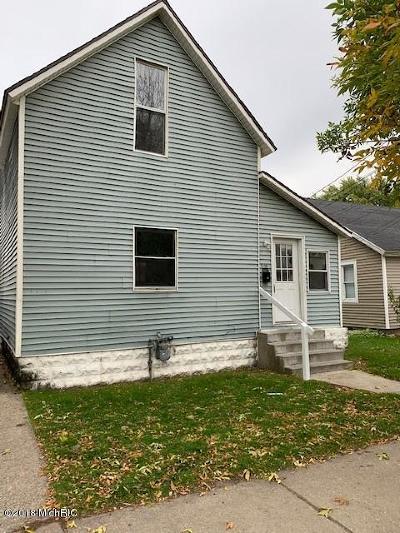 Grand Rapids Single Family Home For Sale: 1318 Alpine Avenue NW