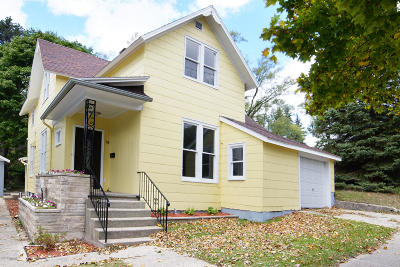 Manistee County Single Family Home For Sale: 1018 Maple Street