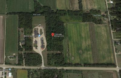 Holland, West Olive Residential Lots & Land For Sale: 11610 Lake Michigan Drive
