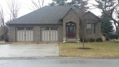 Branch County Single Family Home For Sale: 900 E Chicago Road