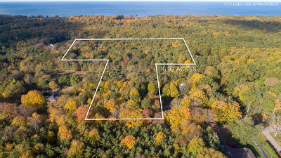 Clinton County, Gratiot County, Isabella County, Kent County, Mecosta County, Montcalm County, Muskegon County, Newaygo County, Oceana County, Ottawa County, Ionia County, Ingham County, Eaton County, Barry County, Allegan County Residential Lots & Land For Sale: N 168th Avenue