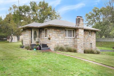 Battle Creek Single Family Home For Sale: 220 Kellogg Street