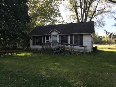 Niles Single Family Home For Sale: 31531 Us 12