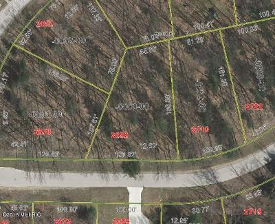 Muskegon County Residential Lots & Land For Sale: 2692 Spring Green Drive