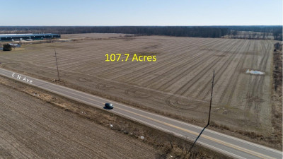 Kalamazoo Residential Lots & Land For Sale: 5724 E N Avenue #(West Pa