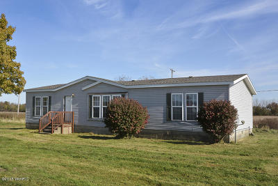Paw Paw Single Family Home For Sale: 44091 46th Street
