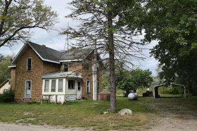 Dowagiac Single Family Home For Sale: 24412 Main Street
