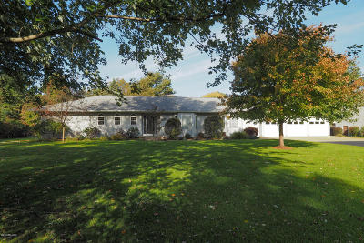 Battle Creek MI Single Family Home For Sale: $316,000