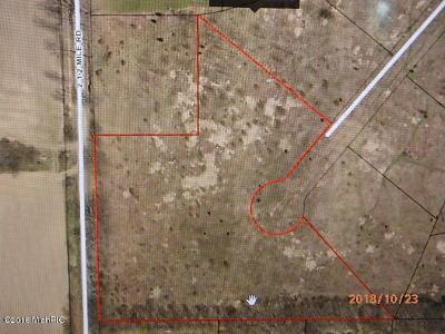 Berrien County, Branch County, Calhoun County, Cass County, Jackson County, Hillsdale County, Kalamazoo County, Van Buren County, St. Joseph County Residential Lots & Land For Sale: 7528 Countryside Lane