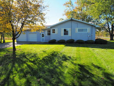 Wayland Single Family Home For Sale: 1796 138th Avenue