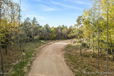 Belding Residential Lots & Land For Sale: Country Road #Lot 1