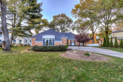 Norton Shores MI Single Family Home For Sale: $469,900