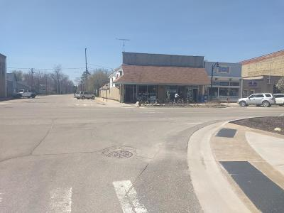 Evart Commercial For Sale: 201 N Main Street