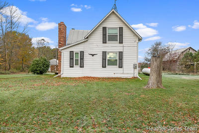 Edmore Single Family Home For Sale: 7101 N Sheridan Road