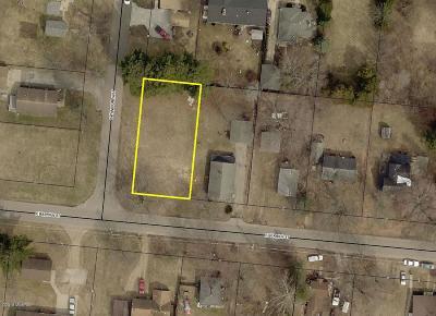 Paw Paw Residential Lots & Land For Sale: 313 S Van Buren Street