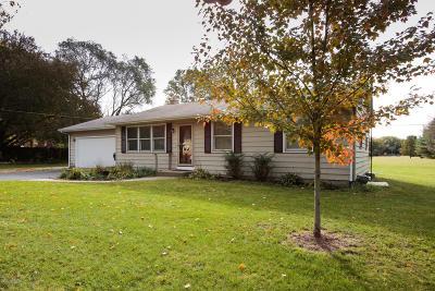 Vicksburg Single Family Home For Sale: 4862 E T U Avenue