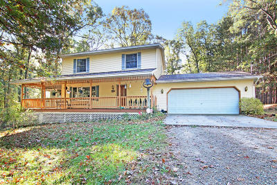 Pierson Single Family Home For Sale: 23127 Kendaville Road