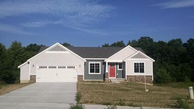 Caledonia Single Family Home For Sale: Lot 49 Scotsmoor Court