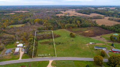 Allegan Residential Lots & Land For Sale: 2626 Parcel A 30th Street