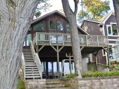 Coldwater Single Family Home For Sale: 1051 Nipigon Beach Rd. Road
