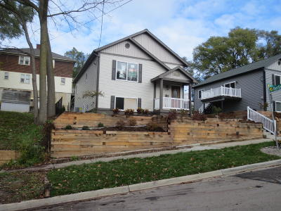 Grand Rapids Single Family Home For Sale: 317 Quimby Street NE
