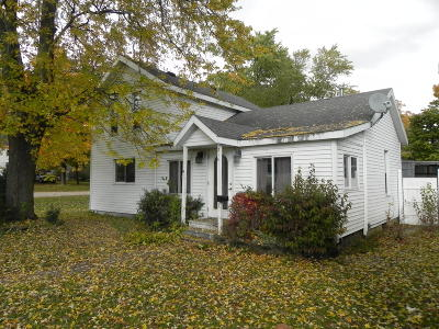 Decatur Single Family Home For Sale: 214 N George Street