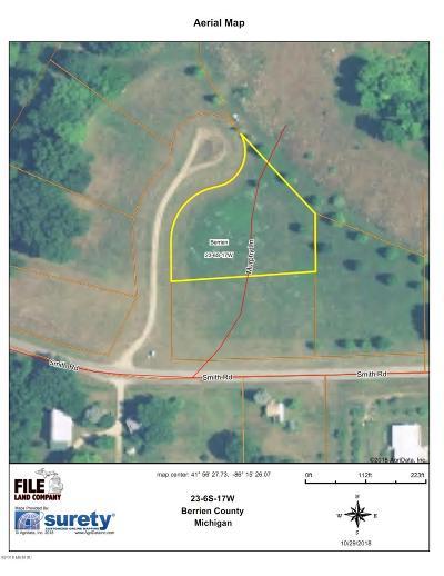 Berrien Springs Residential Lots & Land For Sale: 10075 Murphy Lane