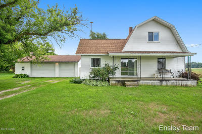 Lakeview Single Family Home For Sale: 10335 5 Mile Rd