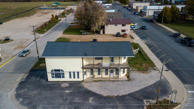 Barryton Commercial For Sale: 19608 30th Avenue
