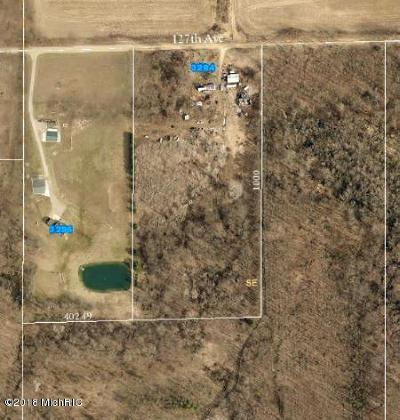 Allegan Residential Lots & Land For Sale: 3284 127th Avenue