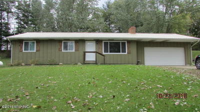 Reading Single Family Home For Sale: 3981 Rus-Dic Drive