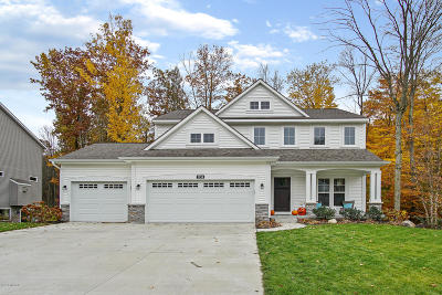 Rockford Single Family Home For Sale: 2734 W Morgan Trail NE