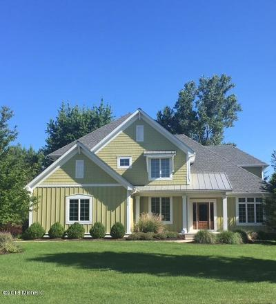 South Haven Single Family Home For Sale: 7259 Highfield Beach Drive