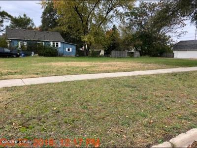 Muskegon Residential Lots & Land For Sale: 734 Lyman Avenue