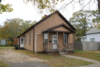 Muskegon Heights Single Family Home For Sale: 2625 6th Street