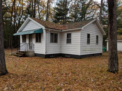 Single Family Home For Sale: 2750 W Lakeshore Drive