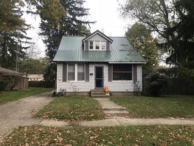 Niles Single Family Home For Sale: 535 W Main Street